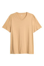 3-pack t-shirts Regular fit - Beigemelerad - Men | H&M FI 2