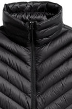 Lightweight down jacket - Black - Ladies | H&M CN 3