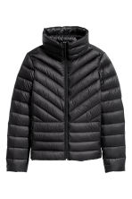 Lightweight down jacket - Black - Ladies | H&M CN 2