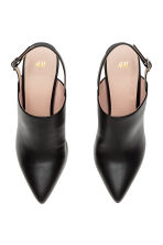 Slingbacks - Black - Ladies | H&M CN 2