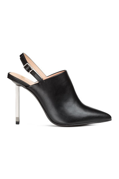 Slingbacks - Black - Ladies | H&M CN 1