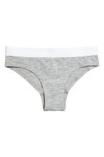 3-pack hipster briefs - Black - Ladies | H&M CN 3