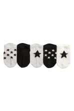 5-pack socks - Black - Kids | H&M 2