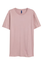 Long T-shirt - Old rose - Men | H&M 2