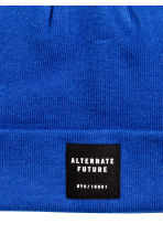 Knitted hat - Bright blue - Men | H&M IE 2