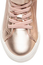 Hi-top trainers - Rose gold - Kids | H&M 3