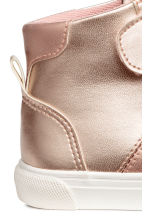 Hi-top trainers - Rose gold - Kids | H&M CA 4