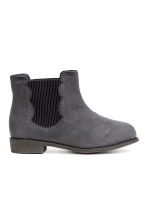 Ankle boots - Dark grey - Kids | H&M 2