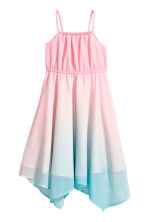 Sleeveless dress - Pink - Kids | H&M CN 2