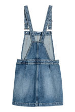 Denim salopettejurk - Denimblauw - DAMES | H&M NL 3