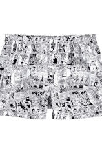 3-pack boxer shorts - Red/Marvel Comics - Men | H&M 4