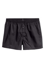 3-pack boxer shorts - Khaki green/White - Men | H&M 3
