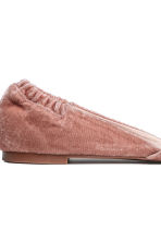Pointed flats - Vintage pink - Ladies | H&M 4