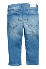 Denim capri pants - Denim blue - Kids | H&M CN 3