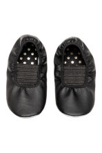Dance Shoes with Elastic - Black - Kids | H&M CA 1