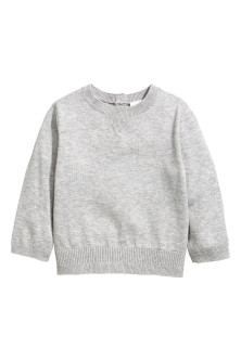 Silk-blend Sweater