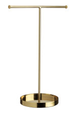 Metal jewellery stand - Gold-coloured - Home All | H&M CN 2