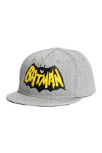 Grey/Batman