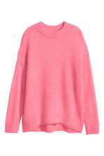 Pullover in misto mohair - Rosa - DONNA | H&M IT 2