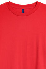 Long-sleeved top - Red - Men | H&M 3