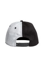 Cap with appliqués - Black/New York - Kids | H&M CN 2