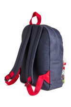 Printed backpack - Dark blue/Spider-Man - Kids | H&M 2