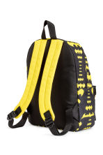 Printed backpack - Black/Batman -  | H&M CN 2