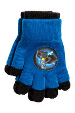 Gloves/fingerless gloves - Blue/Batman -  | H&M CN 1