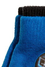 Gloves/fingerless gloves - Blue/Batman -  | H&M CN 4