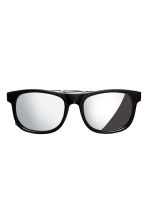Folding sunglasses - Black - Kids | H&M CN 2
