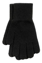 3 pairs gloves - Black/Multicolored - Kids | H&M CN 2