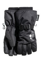 Ski Gloves - Black -  | H&M CA 1