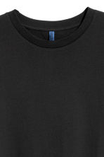 Cotton T-shirt - Black - Men | H&M 3