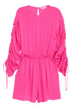 Playsuit - Cerise - Ladies | H&M CN 2