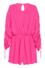 Playsuit - Cerise - Ladies | H&M CN 3