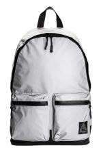 Backpack - Reflective/Black - Men | H&M CN 1