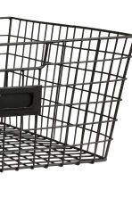 Storage basket - Black - Home All | H&M CN 2