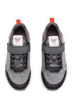 Mesh trainers - Grey marl - Kids | H&M CA 2
