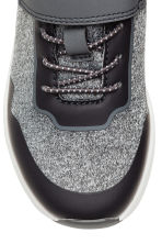 Mesh trainers - Grey marl - Kids | H&M CA 3