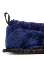 Soft slippers - Dark blue/Space -  | H&M 3