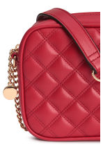 Quilted shouder bag - Red - Ladies | H&M CN 3