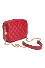 Quilted shouder bag - Red - Ladies | H&M CN 2