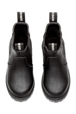 Chunky-sole Chelsea boots - Black - Kids | H&M 3