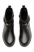 Ankle boots - Black - Kids | H&M 2