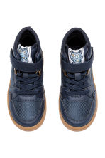 High Tops - Dark blue -  | H&M CA 2