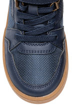 High Tops - Dark blue -  | H&M CA 3