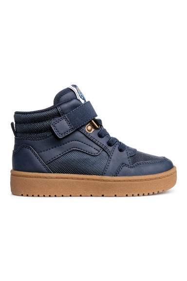 High Tops - Dark blue -  | H&M CA 1