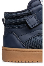 High Tops - Dark blue -  | H&M CA 4