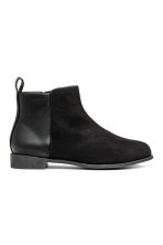 Ankle Boots - Black - Kids | H&M CA 1