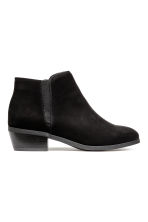 Boots with Zip - Black - Kids | H&M CA 1